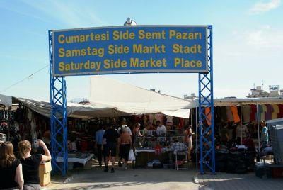 markt in side